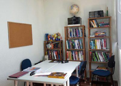 Sala de estudo 4