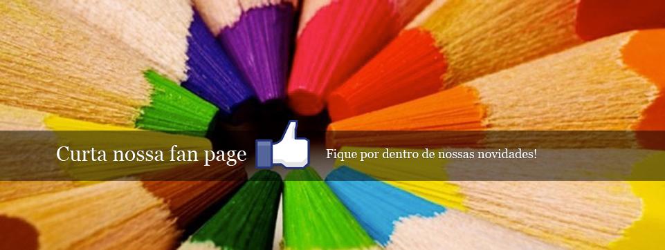 Curta a nossa fan page no Facebook!