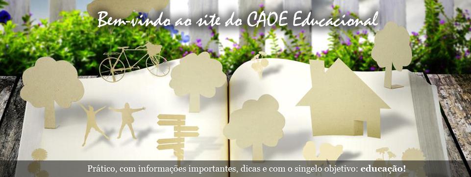 Bem-vindo ao novo site do CAOE!