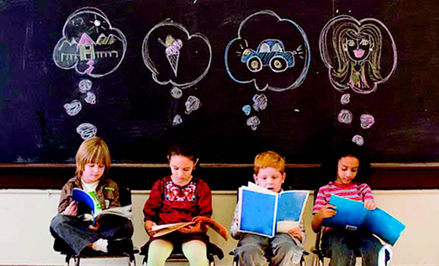 Por que as crianças francesas não têm Deficit de Atenção?